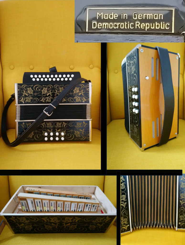 Weltmeister Melodeon C/F for Sale