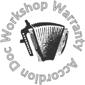 Melodeon Repairs Tuning with Warranty