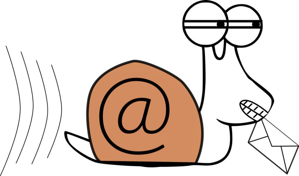snail mail contact form