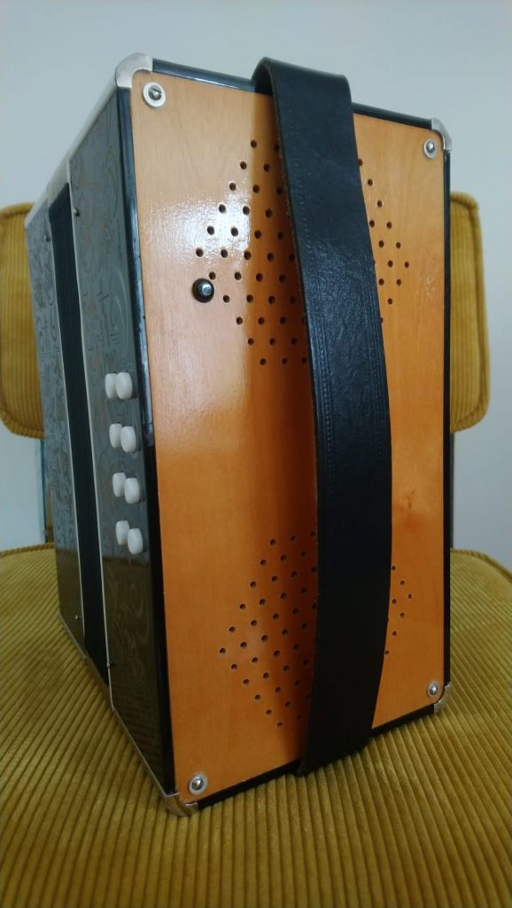 Weltmeister Melodeon AD display Bass