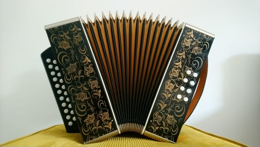 For Sale Weltmeister Melodeon AD