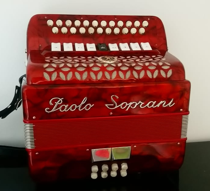 Red PAOLO SOPRANI ELITE II B/C