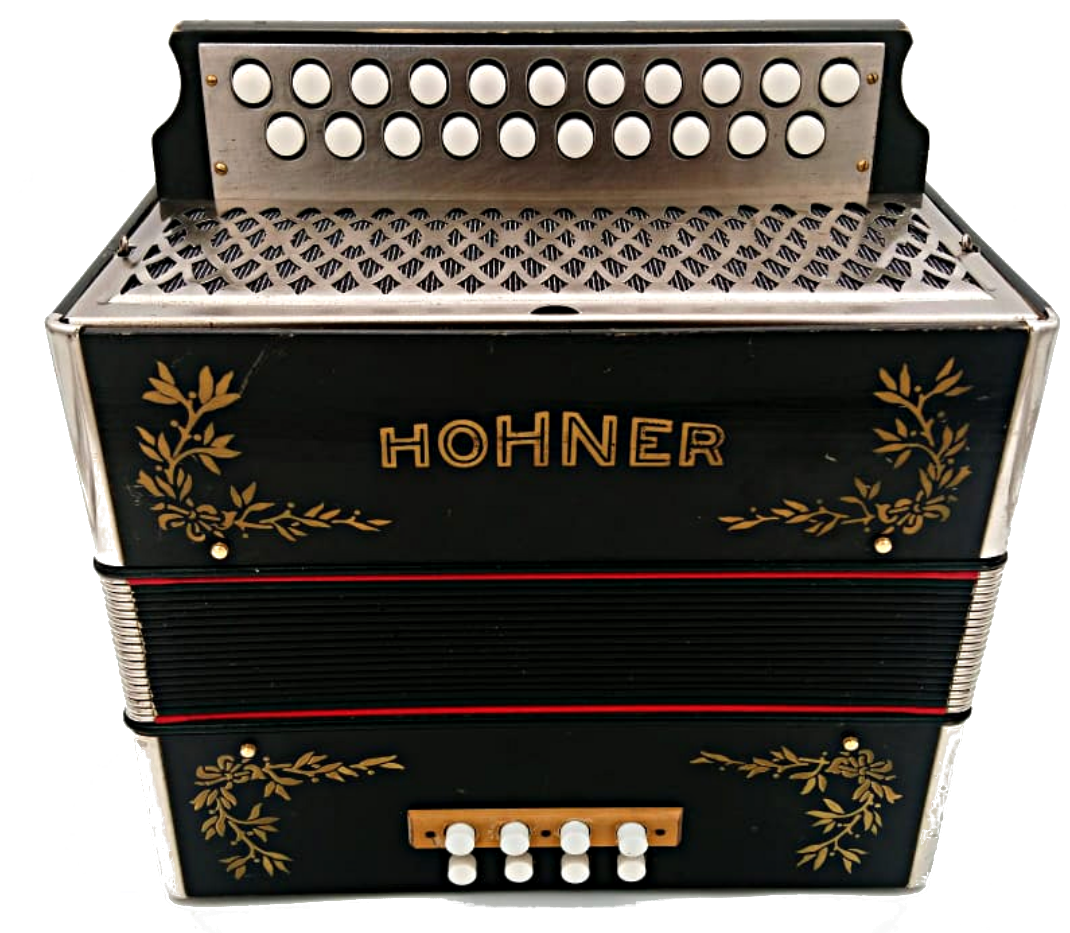 Hohner Laurel Leaf restored