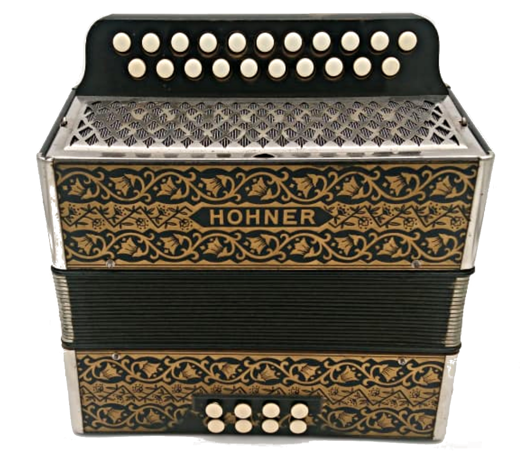 Hohner Pokerwork in Eb/Bb