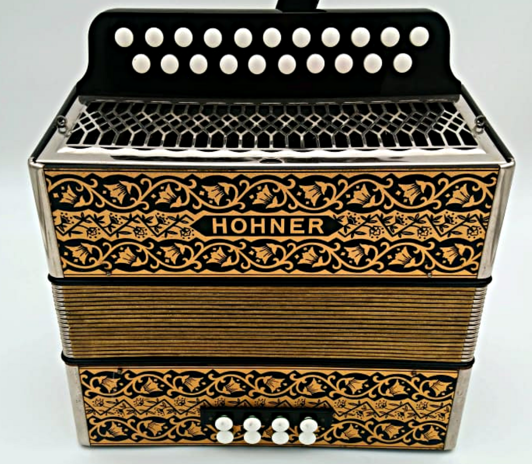 Hohner Pokerwork in A/D