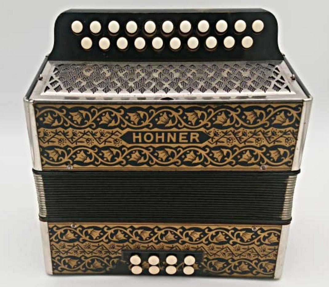 Hohner Pokerwork in Bb/Eb