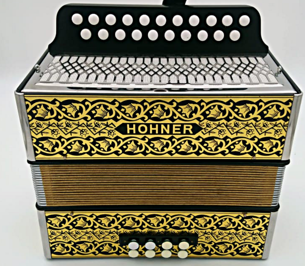 Hohner Pokerwork in G/C for sale