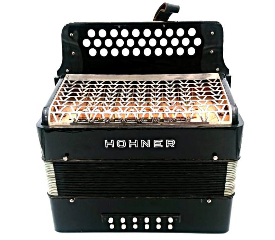 C#DG accordion