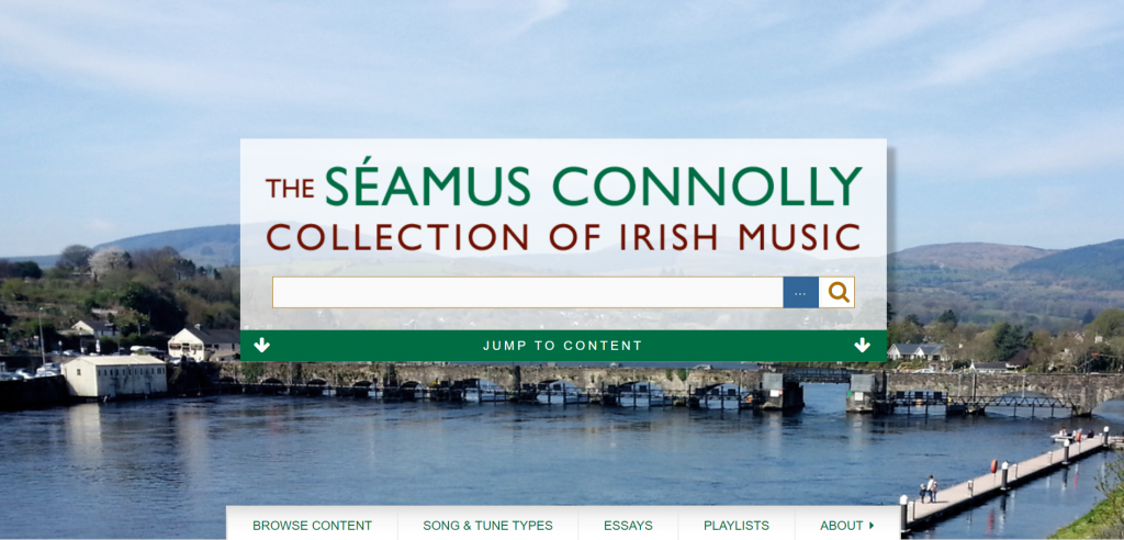 The Seamus Connolly Collection